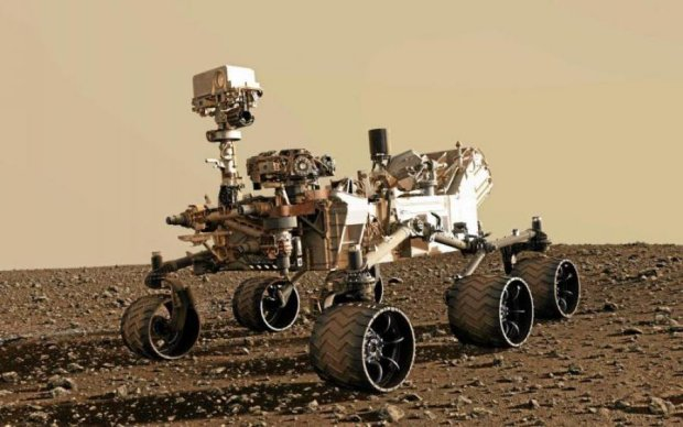 Марсоход NASA столкнулся с чем-то неизведанным на Красной планете