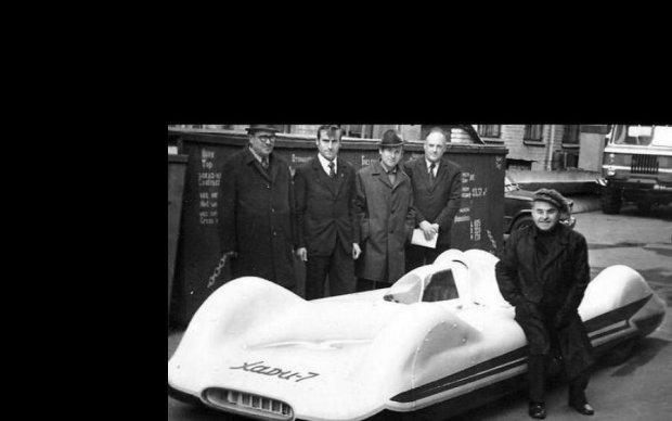Є чим гордитися: український суперкар був найшвидшим у СРСР