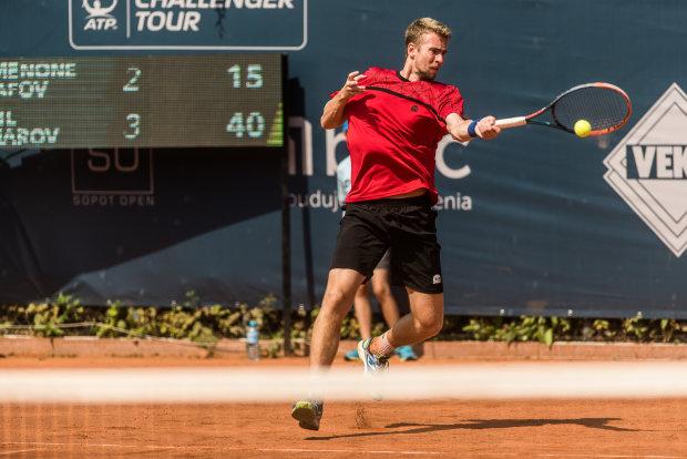 Український тенісист Манафов виграв третій турнір у сезоні