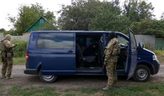 СБУ затримала коректувальника вогню по Авдіївці