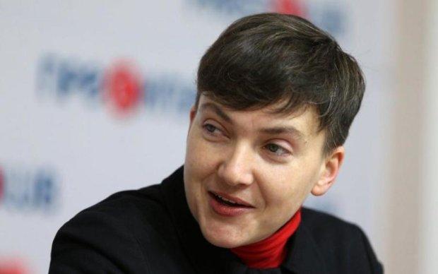 """Господи, верни ей разум: соцсети взорвались от """"президентства"""" Савченко"""