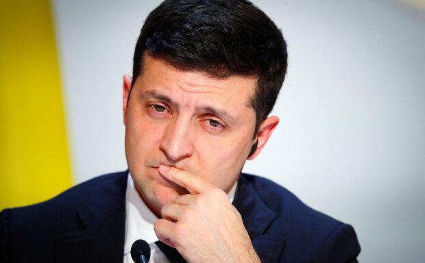 Володимир Зеленський, фото: EPA / ТАСС
