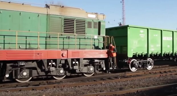 Укрзалізниця, вантажні перевезення
