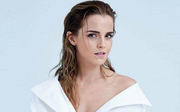 Молода і прекрасна: Емма Уотсон вперше прикрасила Vogue