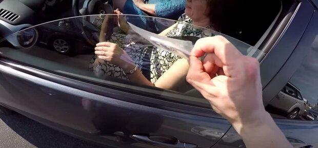 Автомобіліст, скріншот: Youtube
