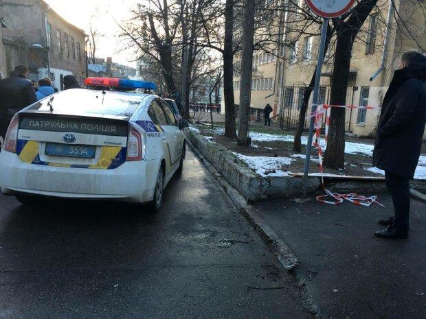 Убийство мужчины под Одессой, фото: Рoliteka
