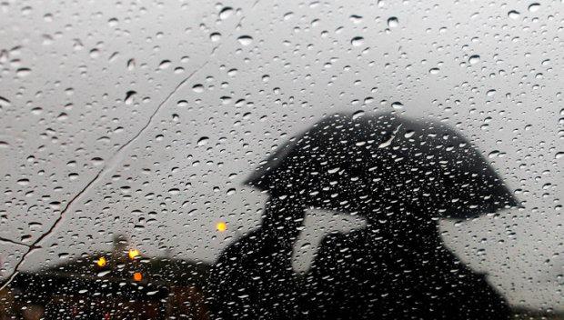 Погода на конец недели испортит украинцам все планы