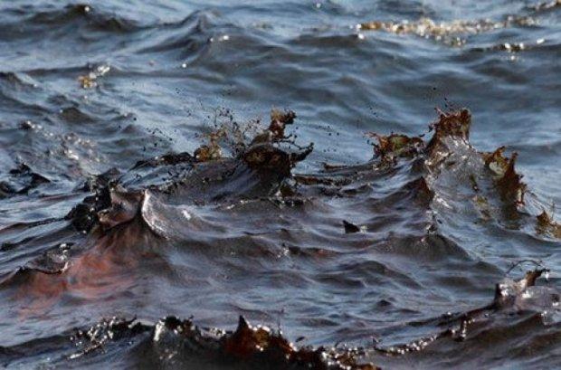 В Одессе море залило фекалиями