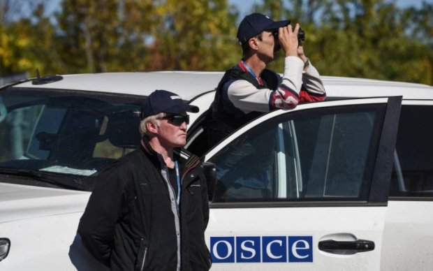 Миссия ОБСЕ вернулась на Донбасс