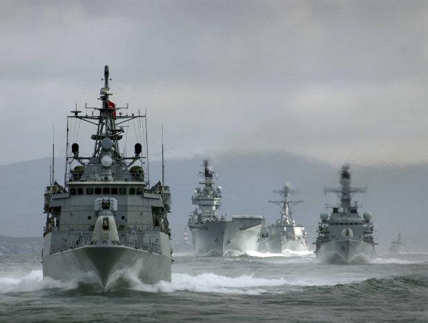 Кораблі НАТО рухаються до Чорного моря: ЗСУ вже напоготові
