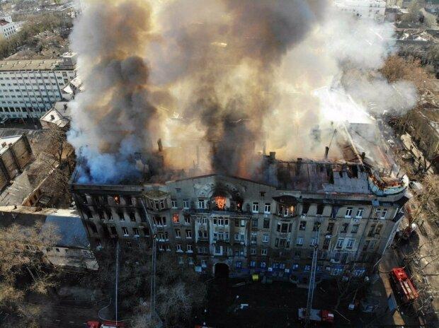 Даже сигнализации не было: СБУ пролила свет на детали пожара в колледже Одессы, не укладывается в голове