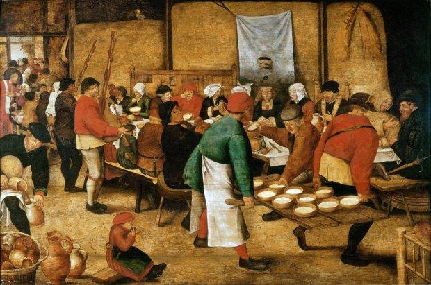 Семена ежевики, паштеты, рыбные кости: археологи нашли средневековую кухню набитую едой
