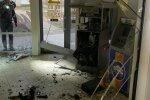 """Вибух банкомату """"ПриватБанк"""", фото: Facebook Антон Геращенко"""