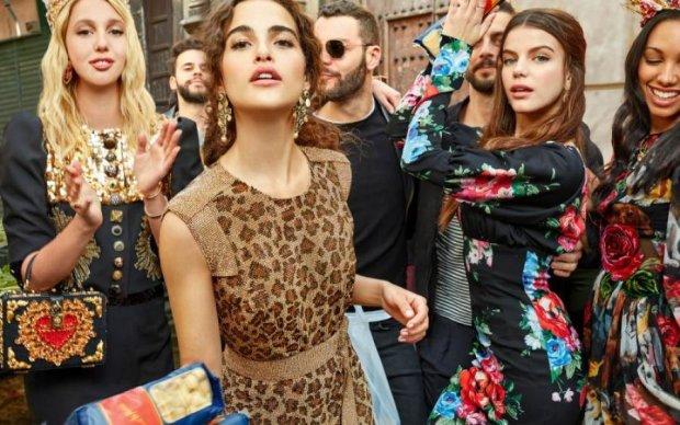 Dolce&Gabbana спробували себе в новій сфері: вийшло непогано