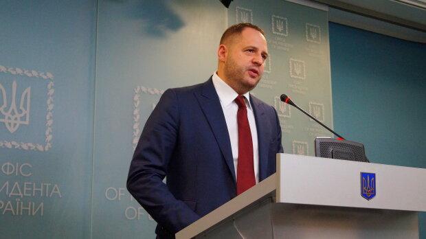 Андрей Ермак - фото Знай.uа