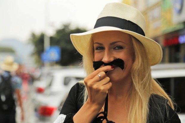Гумористка і мандрівниця - Леся Никитюк