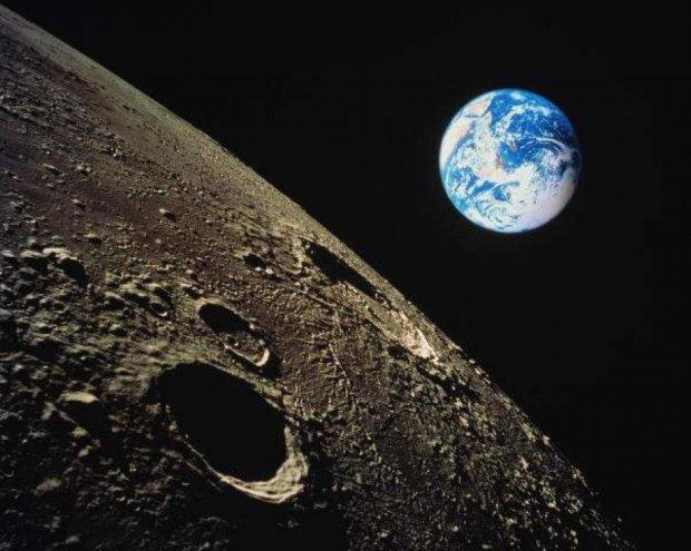 Вчені розповіли про виникнення Місяця