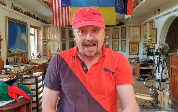 Сергей Поярков, скриншот с видео