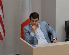 Глава штабу Зе!Команди Дмитро Разумков
