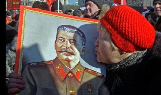 Росіяни відзначили річницю смерті Йосипа Сталіна