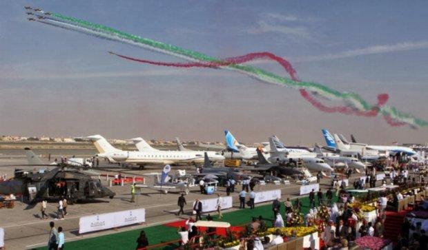 В Dubai Air Sноw візьмуть участь  українські літаки