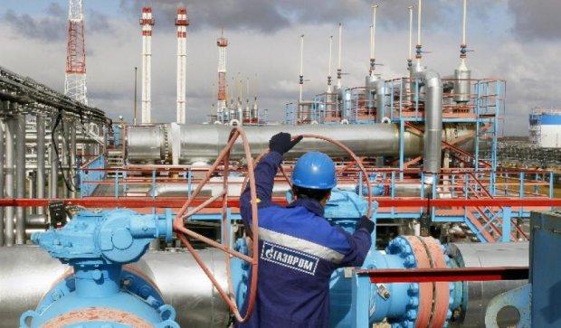 «Газпром» скоротить видобуток до історичного мінімуму