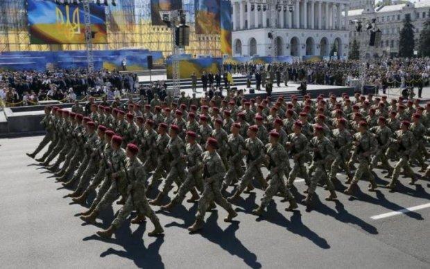 Українцям назвали головну мету Параду Незалежності