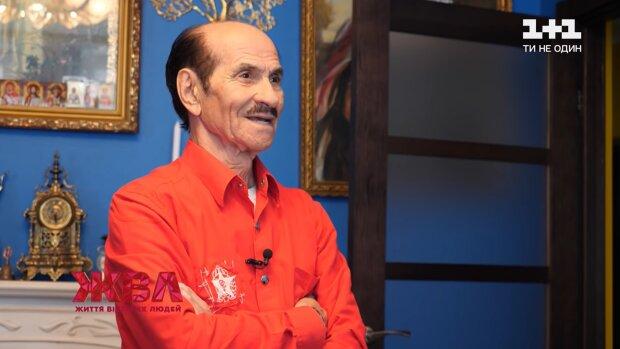 Григорій Чапкіс, кадр з інтерв'ю для ЖВЛ: YouTube