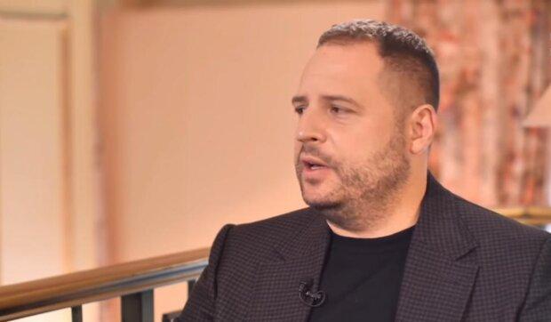 Андрій Єрмак, скріншот з відео