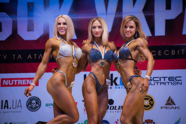 Збірна України завоювала гору медалей на чемпіонаті Європи з бодібілдингу