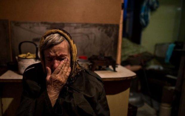"""Держава заплатить пенсіонерці за """"роботу"""" бойовиків"""
