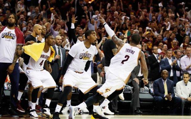 НБА: Клівленд переміг Бостон і збільшив відрив у серії