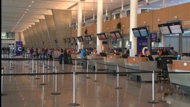 Аэропорт, фото: скриншот из видео