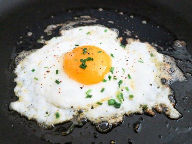 Яєчня, фото: Pixabay