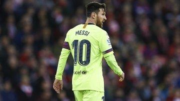 Барселона вперше за рік не забила гол у чемпіонаті Іспанії