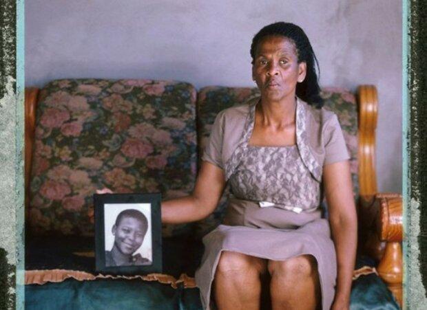 Мать убитой девушки, фото: National Geographic