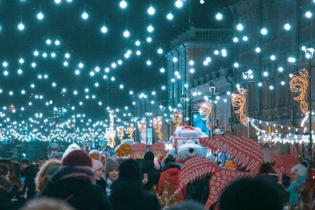 Новый год, Киев - фото Главком