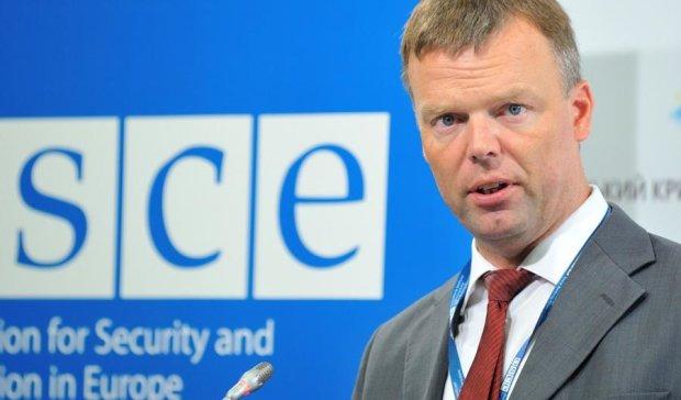 В ОБСЄ знайшли спосіб повернути мир Донбасу