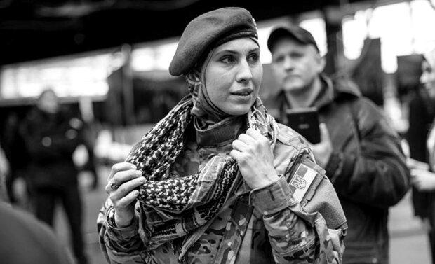 Аміна Окуєва, фото: ТСН
