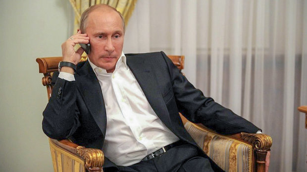 Кремль відзвітував про розмову Путіна з Зеленським: що президенти обговорили за версією Росії