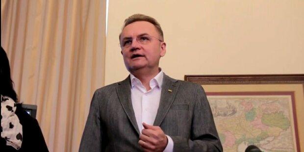 Конкурент Садового засвітив на камеру те, чого найбільше боїться мер Львова