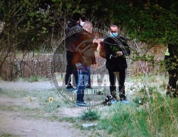 убийство во Львове, фото: Варта-1