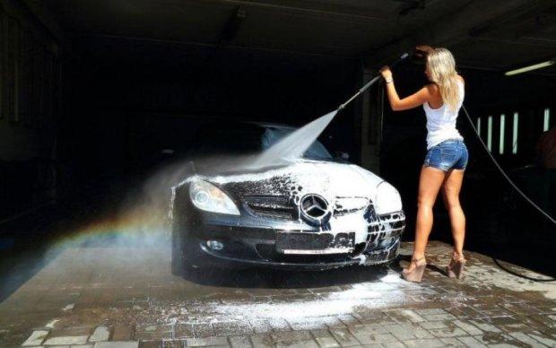 Це вам не лазня: як правильно мити машину взимку