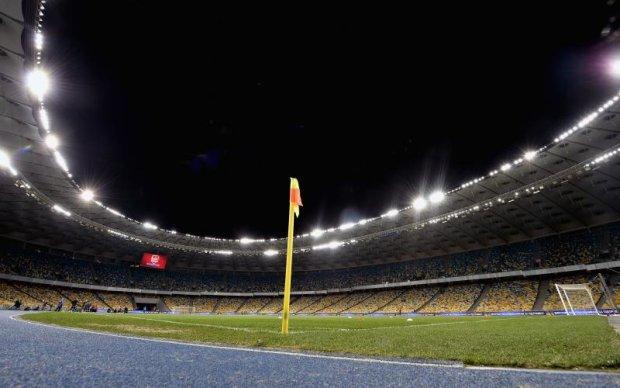 У Києві відбудеться матч футбольних легенд України та Грузії