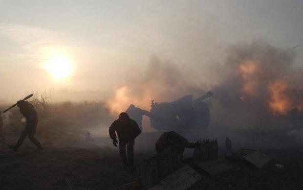 Сутки в ООС: путинские крысы атаковали запрещенным оружием, есть раненые