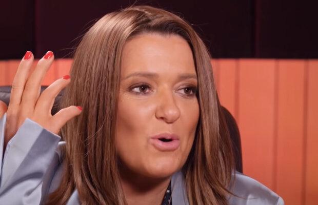 Могилевская, скриншот из видео