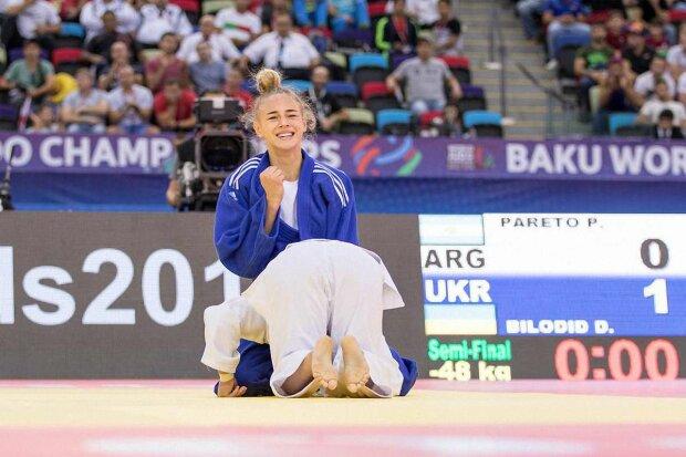 Знай наших! Украинка Дарья Билодид стала чемпионкой мира по дзюдо