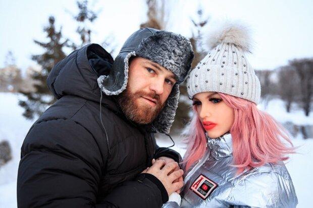 Юрий Толочко с бывшей женой, фото с Instagram