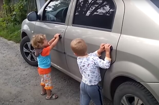 Скрин, видео YouTube Дети