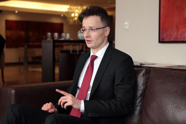 Міністр закордонних справ Угорщини